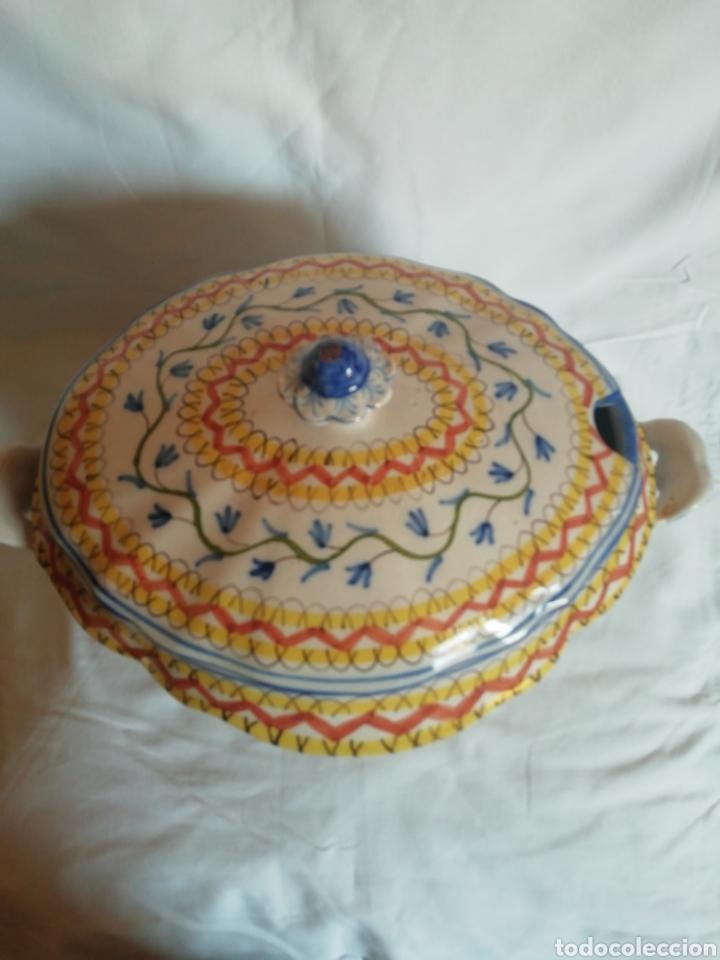 Antigüedades: Sopera FIGAS - Foto 2 - 204420878