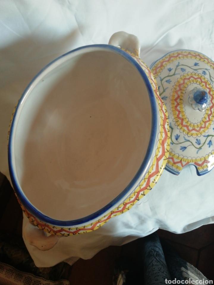 Antigüedades: Sopera FIGAS - Foto 4 - 204420878