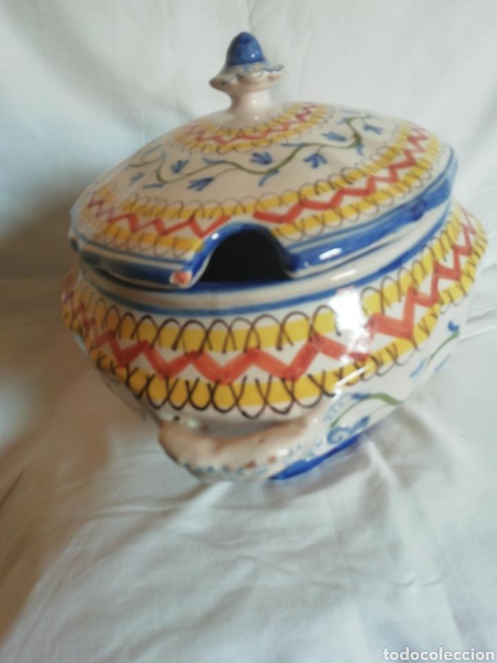 Antigüedades: Sopera FIGAS - Foto 5 - 204420878