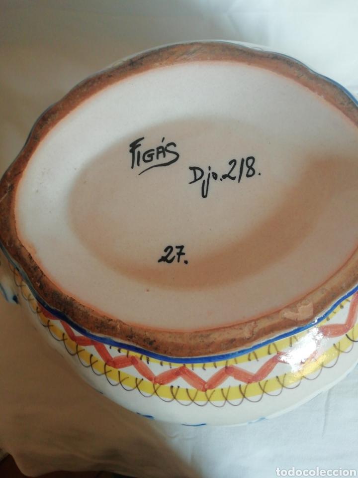 Antigüedades: Sopera FIGAS - Foto 6 - 204420878