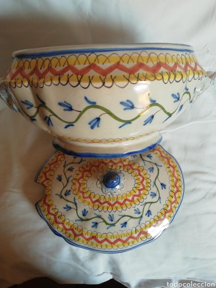 Antigüedades: Sopera FIGAS - Foto 8 - 204420878