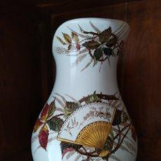 Antigüedades: JARRA DE LAVABO PICKMAN ABANICO. Lote 204447040
