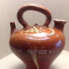 Antiquités: BOTIJO LA BISBAL (PPIOS.S.XX). Lote 204455173