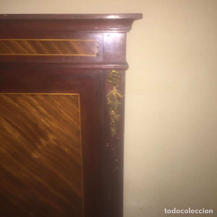 Antigüedades: Nouveau trinchador+aparador+mesa+recibidor +habitación nouveau - Foto 33 - 204484631