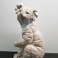 Antigüedades: FIGURA DE KOALA NAO DEL GRUPO LLADRÓ. 19 CENTÍMETROS (ENVÍO 4,31€). Lote 204487917