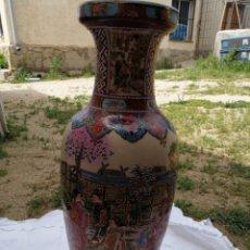 Antigüedades: JARRÓN GRANDE DE PORCELANA CHINO. Lote 204522140