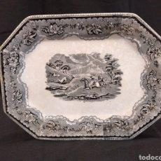 Antigüedades: FUENTE CERÁMICA DE CARTAGENA. OF. Lote 204532496