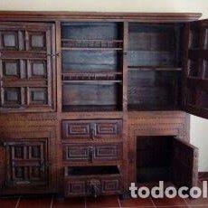 Antigüedades: MUEBLE RÚSTICO. Lote 204678626