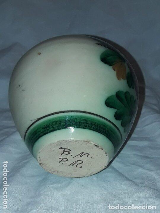Antigüedades: Preciosa Jarra de cerámica de Puente del Arzobispo - Foto 5 - 204686063