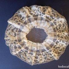 Antigüedades: TAPETE PUNTILLA - 20 CMS. Lote 204706200