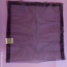 Antigüedades: MANTILLA - STAMPA PARETS DEL VALLES - 98 X 46 CMS. Lote 204709562