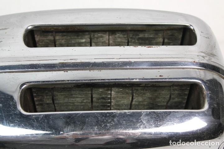 Antigüedades: ANTIGUA TOSTADORA TOAST MASTER -AÑOS 60--COLECCIONISMO- - Foto 4 - 204714235