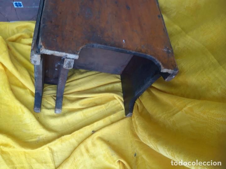 Antigüedades: Mueble con cajones para restaurar, quizás para sellos, hacia 1930 - Foto 16 - 204724618