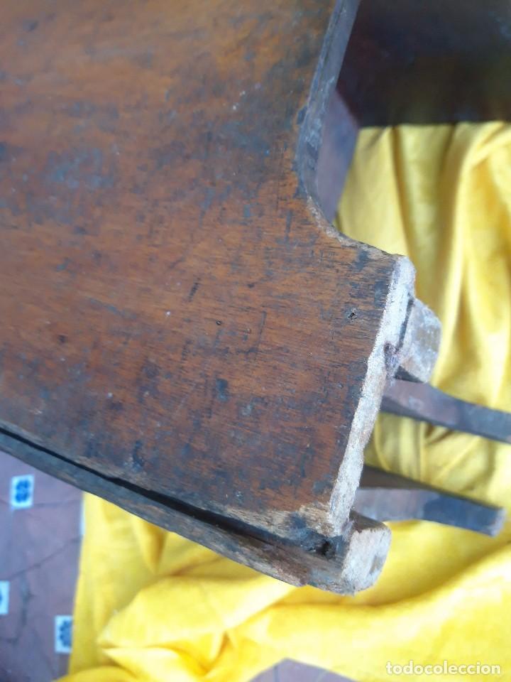 Antigüedades: Mueble con cajones para restaurar, quizás para sellos, hacia 1930 - Foto 17 - 204724618