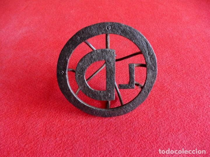 Antigüedades: HERRAMIENTA PARA MARCAR EL GANADO - SIGLO XIX - Foto 2 - 204747990