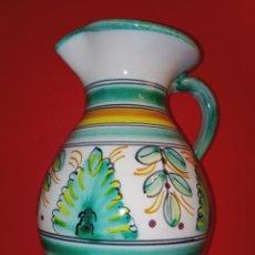Antigüedades: JARRA DE PICO - PUENTE DEL ARZOBISPO - DE LA CAL. Lote 204771531