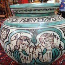 Antigüedades: ANFORA CERAMICA DE PATERNA. Lote 204784838