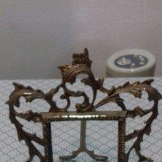 Antigüedades: BONITO MARCO ANTIGUO DE BRONCE. Lote 204834226