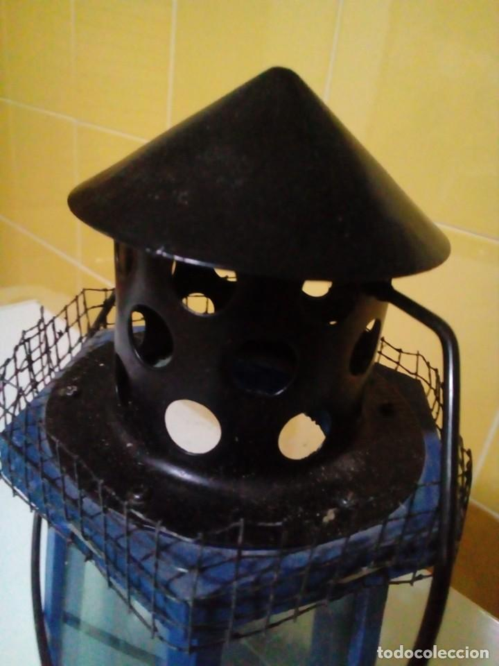 Antigüedades: portavelas en forma de faro - Foto 5 - 204842497