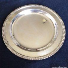Antigüedades: PLATITO DE PLATA DE LEY CONTRASTADA. Lote 205129061