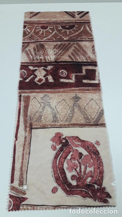 Antigüedades: ANTIGUO BOLILLERO / MUNDILLO - BOLILLOS INCLUIDOS - Foto 25 - 205175971