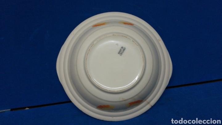 Antigüedades: Antiguo cuenco o ensaladera de cerámica, sellada - Foto 4 - 205243712