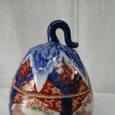 Antigüedades: CALABAZA PORCELANA IMARI. Lote 205253416