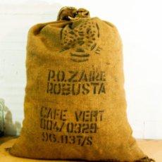 Antigüedades: SACO DE CAFE - ZAIRE. Lote 205264800