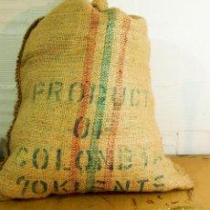 Antigüedades: SACO DE CAFE - COLOMBIA. Lote 205264907
