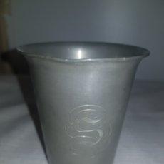 Antigüedades: ANTIGUO VASO DE TORERO. Lote 205270527