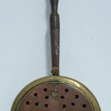 Antigüedades: CALENTADOR DE CAMAS.. Lote 205304278