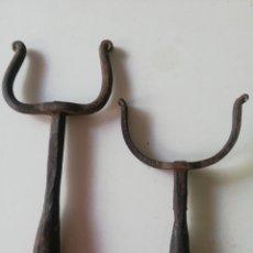 Antiquités: ARRIMADORES HIERRO ANTIGUOS. Lote 205312253