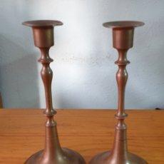 Antigüedades: CANDELABROS. Lote 205326465
