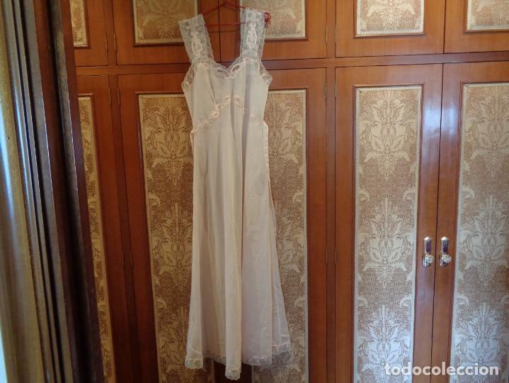 CAMISON LARGO (Antigüedades - Moda y Complementos - Mujer)