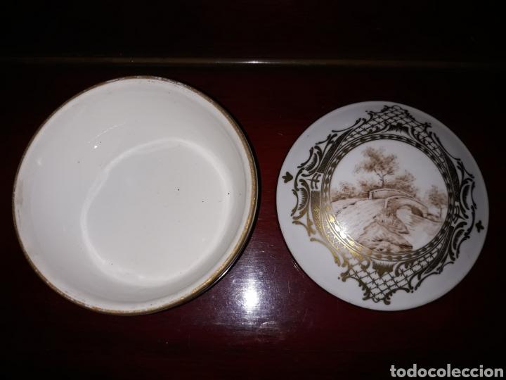 Antigüedades: Caja de porcelana - Foto 3 - 205382920