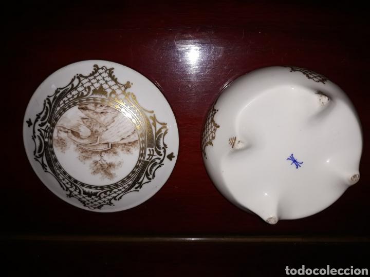 Antigüedades: Caja de porcelana - Foto 4 - 205382920