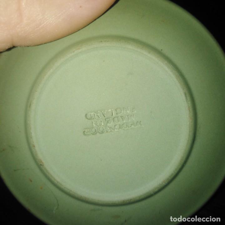 Antigüedades: Antiguos platos de colección de porcelana inglesa de wedgwood - Foto 8 - 205384318