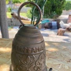 Antigüedades: CAMPANA. Lote 205392297