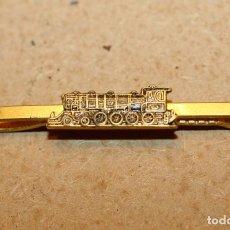 Antiguidades: PISACORBATA LOCOMOTORA VAPOR RENFE. Lote 205441636