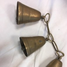 Antigüedades: CAMPANILLAS. Lote 205442871