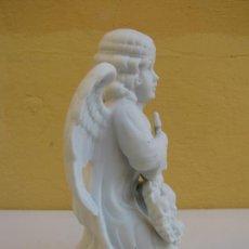 Antigüedades: ANGEL BISCUIT. CORONA Y CRUZ. NUMERADO. Lote 205447356