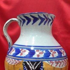 Antigüedades: GRAN JARRA DE TALAVERA. S. XVIII.. XIX...?. Lote 205575367