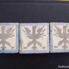 Antigüedades: LOTE OLAMBRILLAS AGUILAS. Lote 205587217