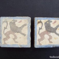 Antigüedades: LOTE OLAMBRILLAS LEON. Lote 205587650