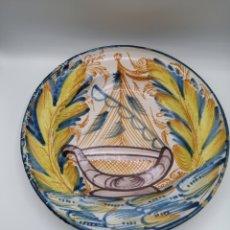 Antigüedades: PLATO DE RIBESALBES. Lote 205589527