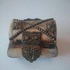 Antigüedades: CAJITA PEQUEÑA.. Lote 205592760