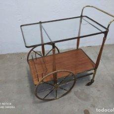 Antigüedades: CARRITO BEBIDAS. Lote 205686190
