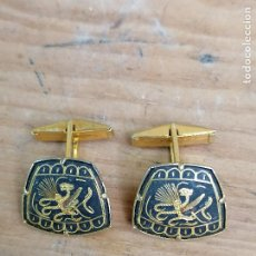 Antigüedades: GEMELOS PARA CAMISA DE HOMBRE. Lote 205694786