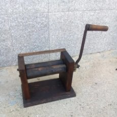 Antigüedades: MASAPAN ANTIGUO ENCINA.. Lote 205709913