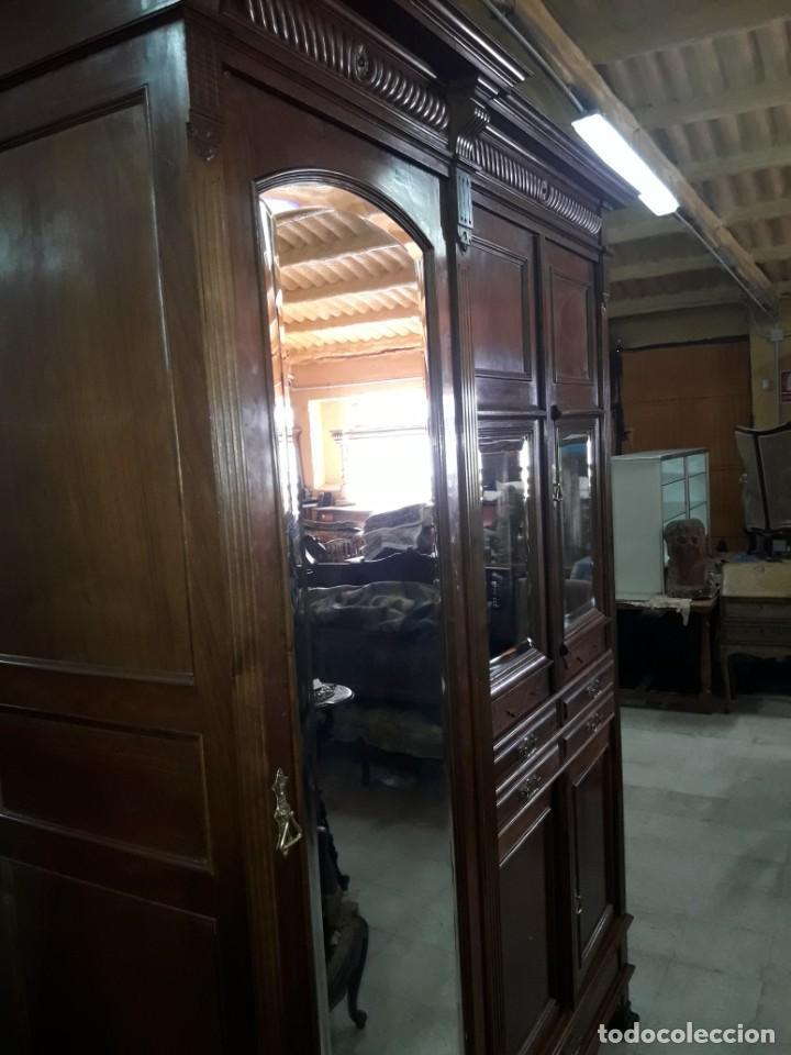 Antigüedades: Armario - Foto 5 - 205711881